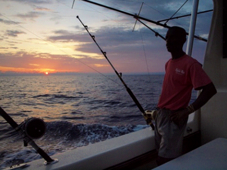 Photos oh boy private charters for Grand cayman fishing